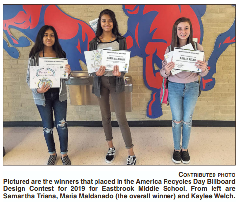 America Recycles Billboard Winners!