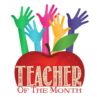Teacher of the Month Form