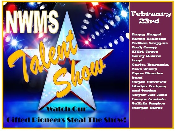 Congratulations To The 2018 Talent Show Performers