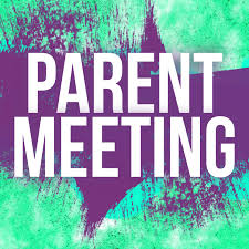 January 28 -     Parent meeting for upcoming 9th graders at CCHS at 6pm