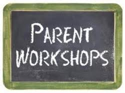 2020 Parent Workshops