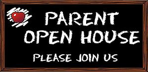 Open House September 20th at 6:00 p.m.