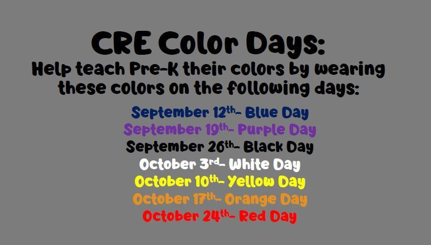 Color Days