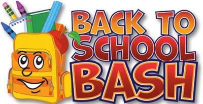 Back to School Bash Logo