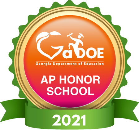AP Honor Schools Badge