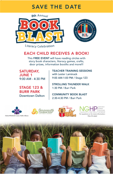 Book Blast Save the Date