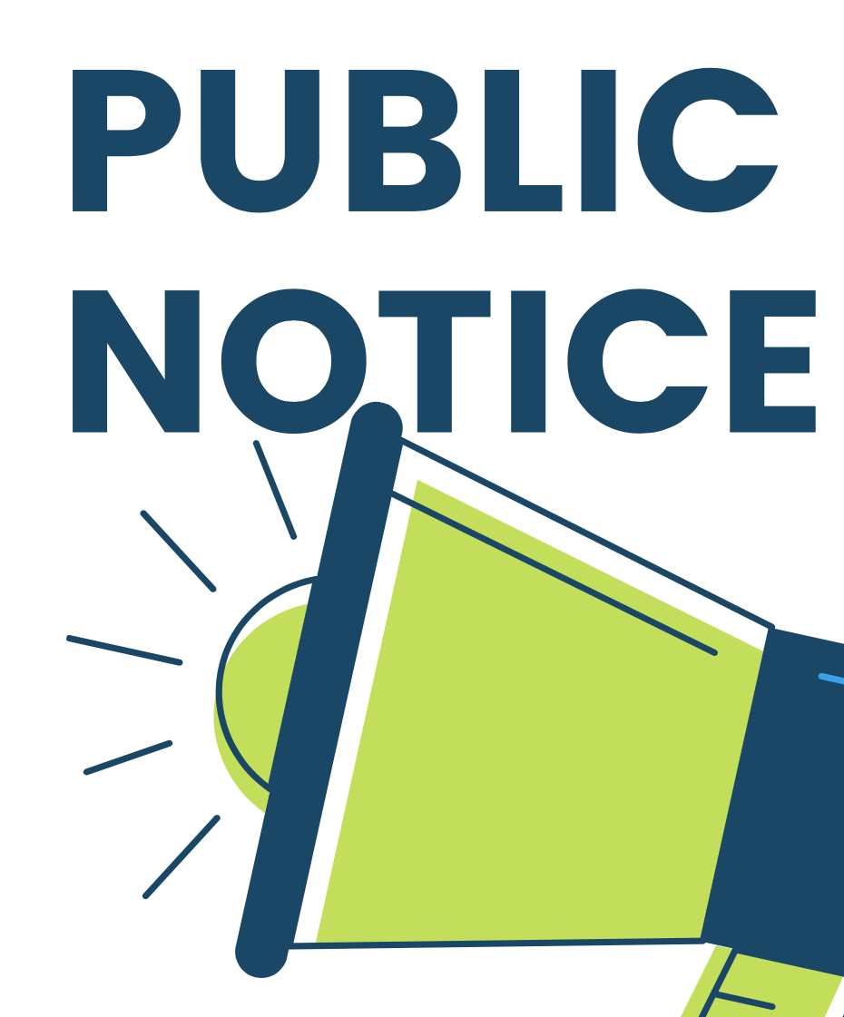 Public Notice - WCS Public Auction