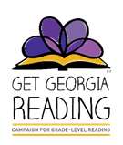 Get Georgia Reading Logo