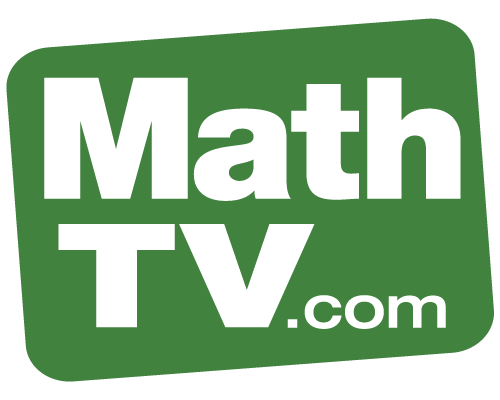 Free math help! Tutorial videos on topics including arithmetic, algebra, trigonometry, and calculus.
