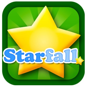 Starfall is a children's website that teaches basic English reading and writing skills.