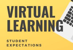 Virtual Learning Student Expectations