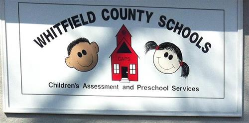 Children's Assessment & Preschool Services Sign